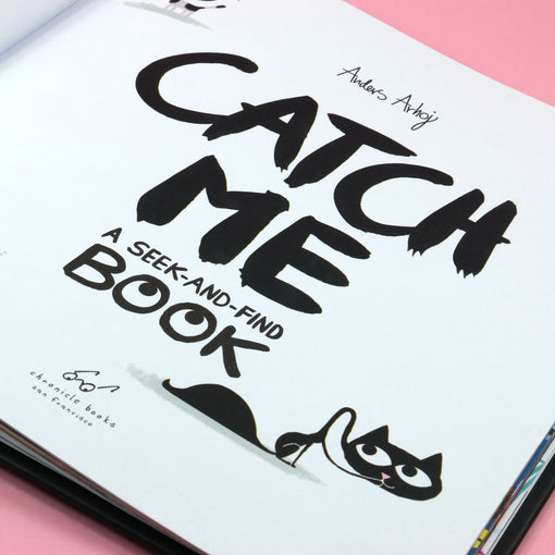 Catch Me: A Seek-And-Find Book