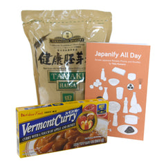 Japanese Curry Pack
