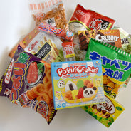 Japanese Snack Explosion
