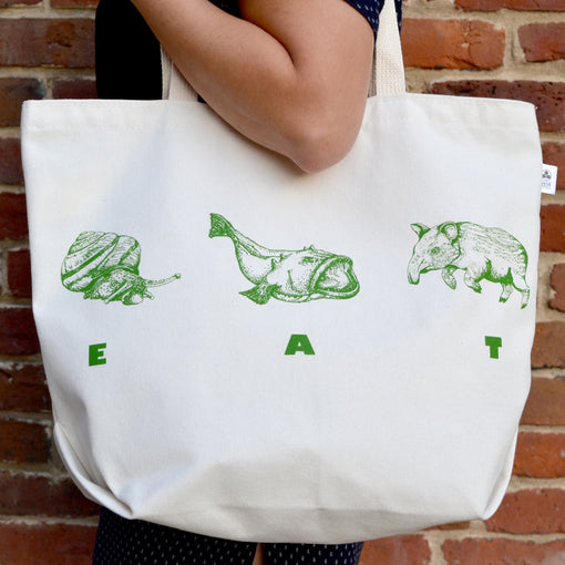Wormfun EAT Tote