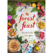 The Forest Feast Cookbook by Erin Gleason, Vegetarian Recipes