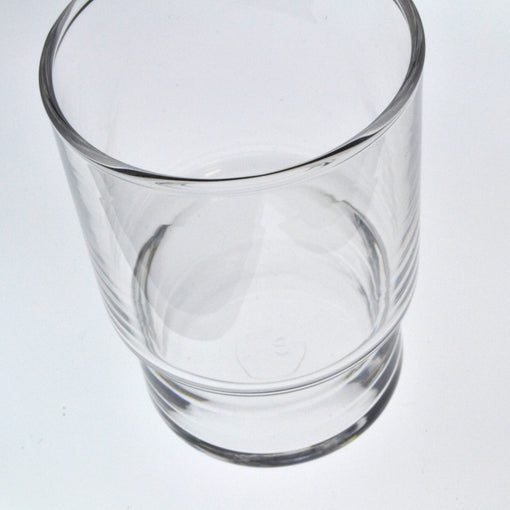 8 oz Hard Strong Stacking Glass (6-Pack)