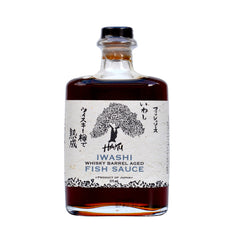 Japanese Haku Iwashi Whisky Barrel Aged Fish Sauce