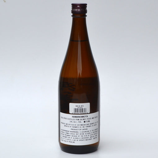 Hama No Imota Sweet Potato Shochu (BTL 25 oz)
