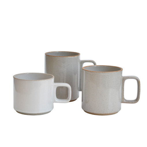 Hasami Gloss Gray Mug Large