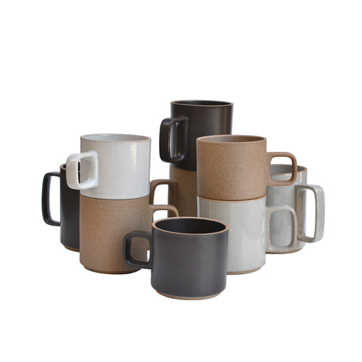 Hasami Gloss Gray Mug Medium