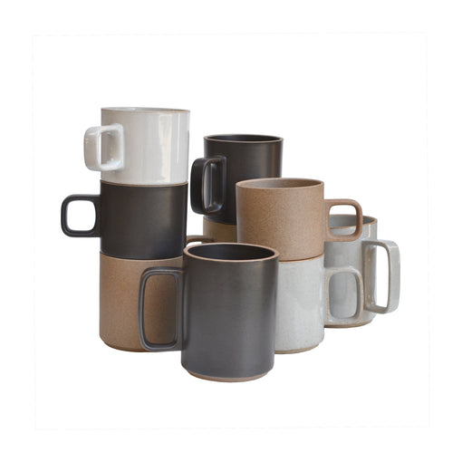 Gloss Gray Mug Medium