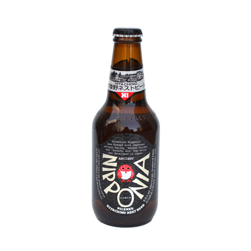 Hitachino Nest Ancient Nipponia Pilsner Japanese Craft Beer