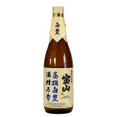 Shiroyutaka Hozan Sweet Potato Shochu (BTL 25 oz)