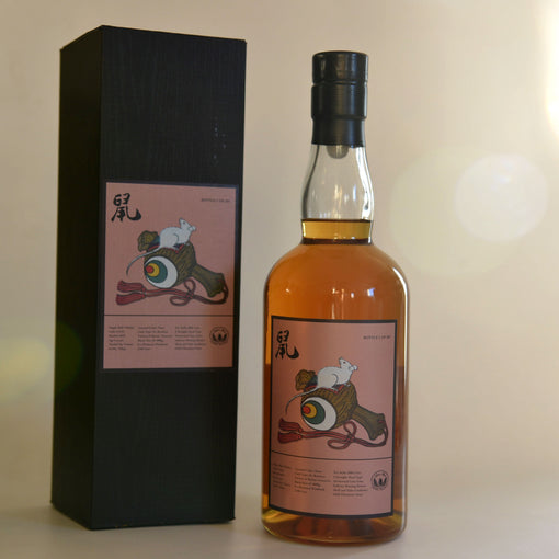 "Ichiro's Malt ""Year of the Rat - Single Cask 2134"" Whisky (BTL 25 oz)"