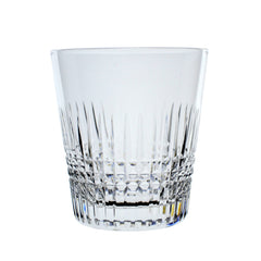 Hard Strong Icicle Old Fashioned Glass (3-Pack)