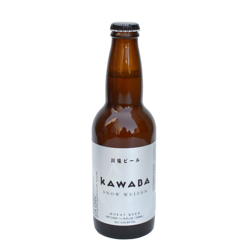 Kawaba Snow Weizen Japanese Craft Beer