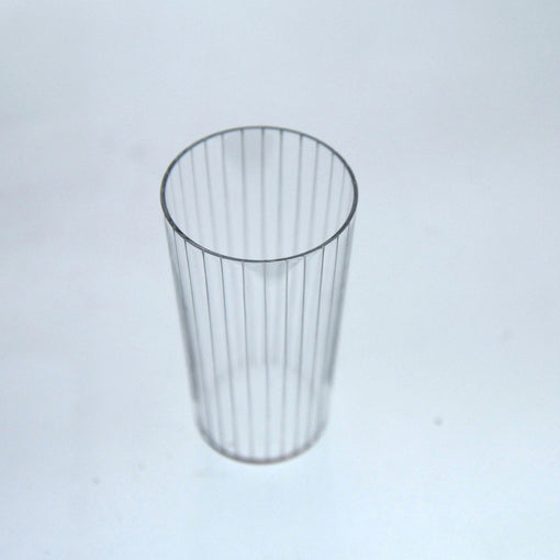 Ribbed Kikatsu 7801 Sake Glass 2oz