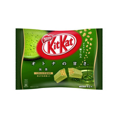 Japanese Green Tea Matcha Kit Kat