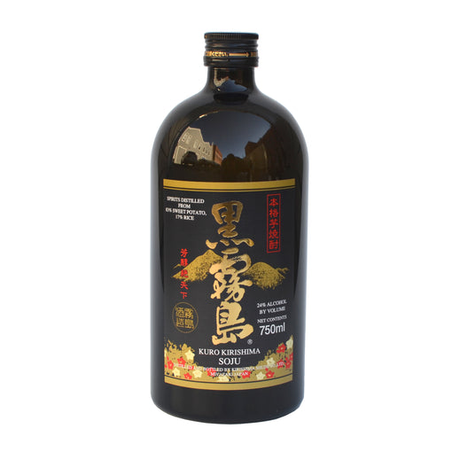 Kuro Kirishima Sweet Potato Shochu (BTL 25 oz)