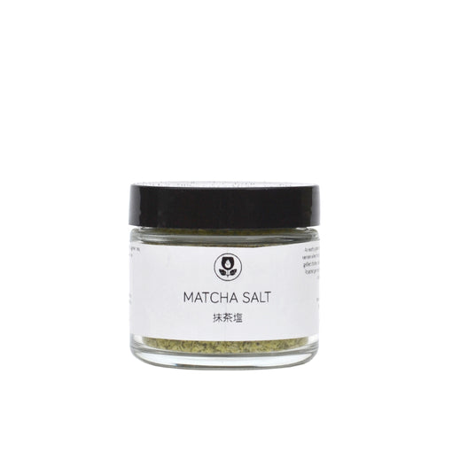 Umami Mart Matcha Salt Handblended by Oaktown Spice Shop