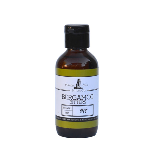 Miracle Mile Bergamot Bitters for Cocktails