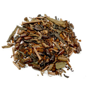 Ohayo blend including hojicha, cassia seed and chicory root