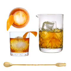 The Old Fashioned Cocktail Set