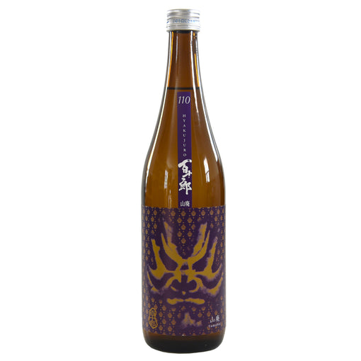 One Ten Purple Yamahai Junmai Ginjo Sake (BTL 24 oz)