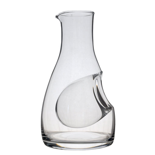 Ice Pocket Glass Carafe