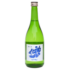"Shinkame ""Holy Turtle"" Sake (BTL 24 oz)"