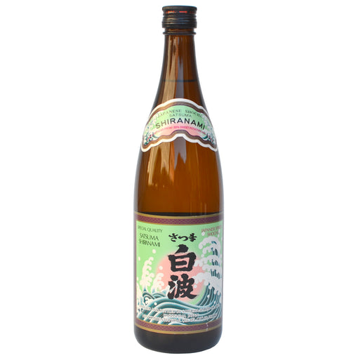 Shiranami Sweet Potato Shochu (BTL 25 oz)