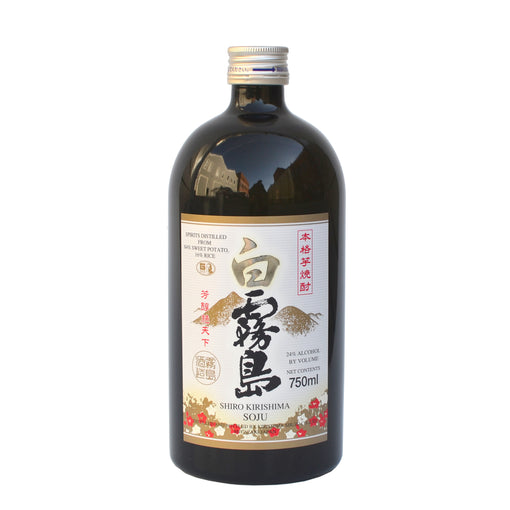 Shiro Kirishima Sweet Potato Shochu (BTL 25 oz)