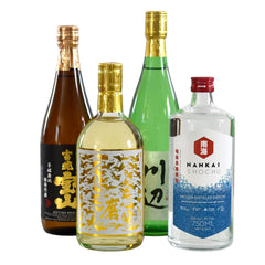 Kayoko's Shochu Four Pack (BTL 25 oz)