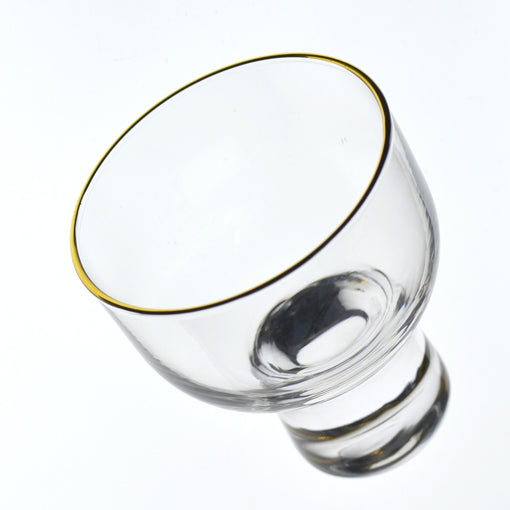 Sori Yanagi Gold Sake Glass (6-Pack)