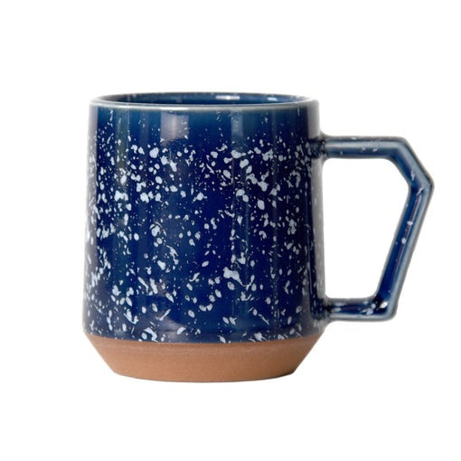 Splash Navy Chips Mug