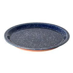 Splash Navy Chips Plate