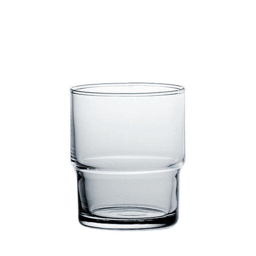 7 oz Hard Strong Stacking Glasses (6-Pack)
