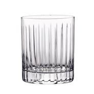 Hard Strong Striped XL Rocks Glass (6-Pack)