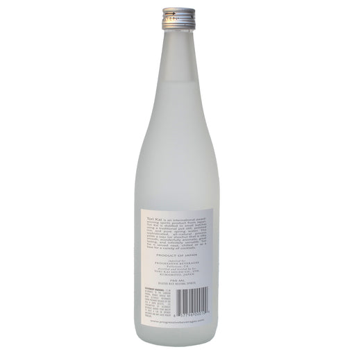 Tori Kai Rice Shochu (BTL 25 oz)