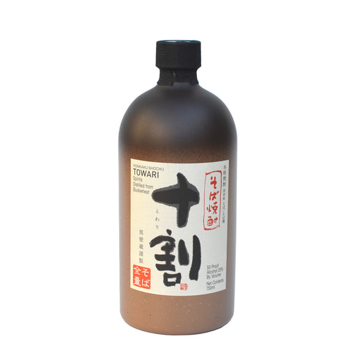 Towari Buckwheat Shochu (BTL 25 oz)