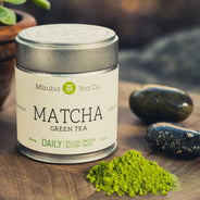 Daily Matcha Powder by Mizuba