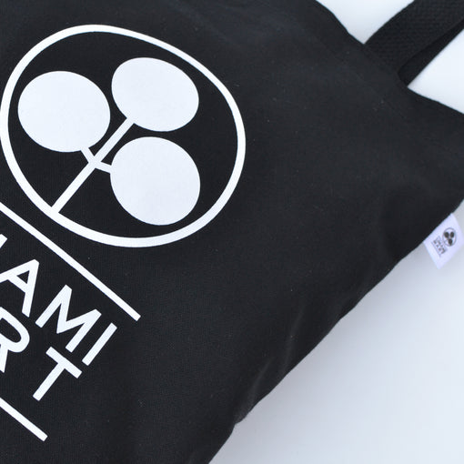 Umami Mart Black Book Tote
