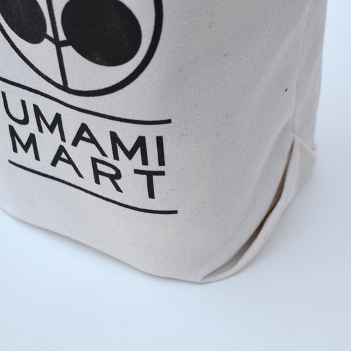 Umami Mart White Bottle Tote