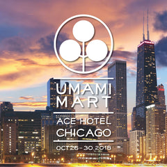 Umami Mart Pop-Up @ Ace Hotel Chicago