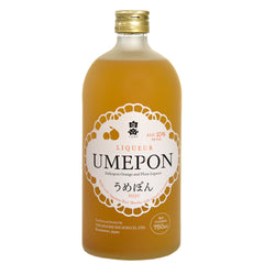 Umepon Shiro Shochu (BTL 25 oz)