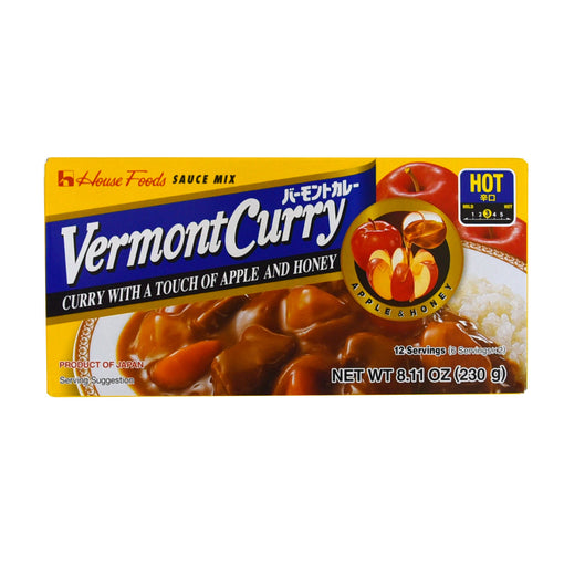 Vermont Curry Hot