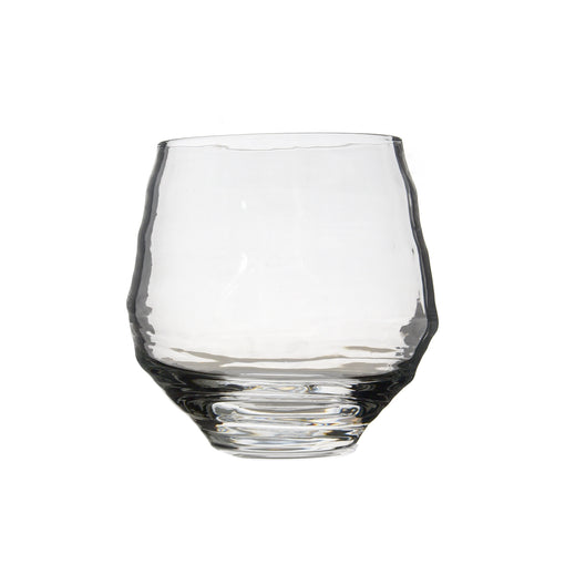 Wavy Short Shochu Glass