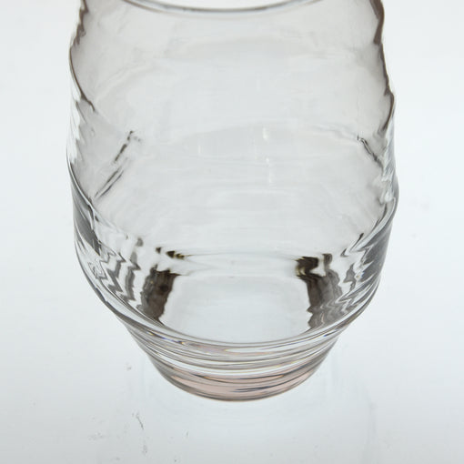 Wavy Tall Shochu Glass