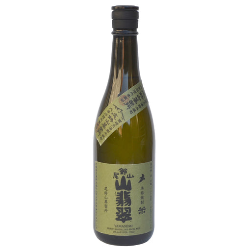 Yamasemi Rice Shochu (BTL 25 oz)