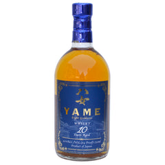 Yame 10 Year Whisky (BTL 25 oz)