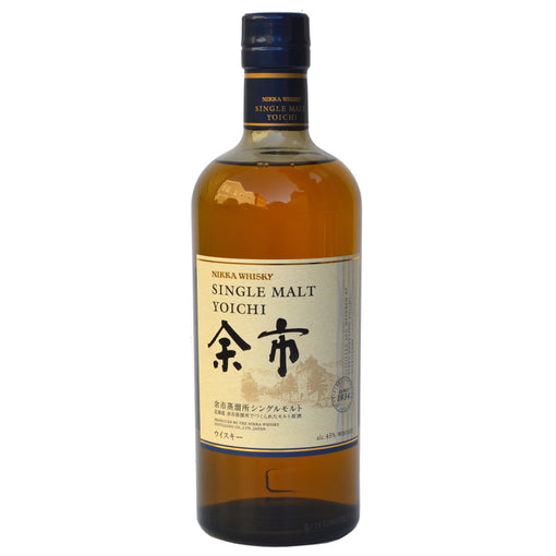 Yoichi Single Malt Whisky (BTL 25 oz)