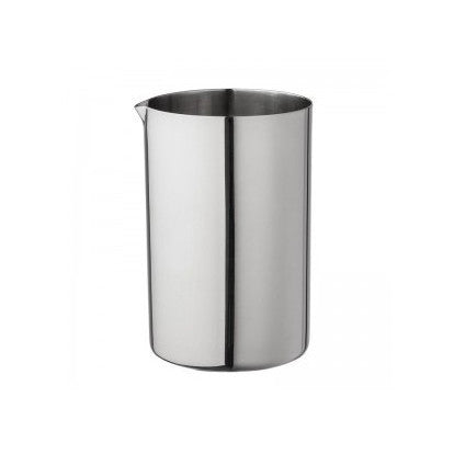 Japanese Double Walled Stainless Steel Mixing Cup for Cocktails