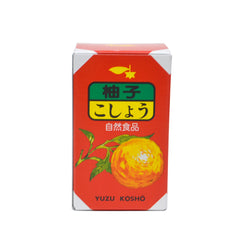 Red Yuzu Kosho Box
