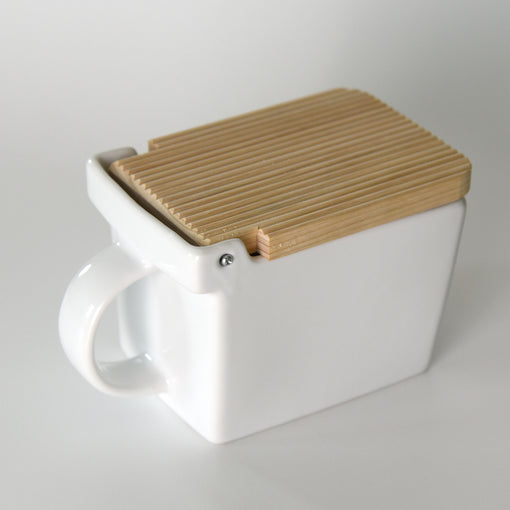 White Salt Box